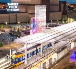 Target Field Station