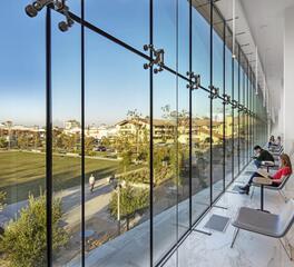 Tate Inc Raised Access Floor Underfloor Air Distribution Donald Library Curtain Wall Design