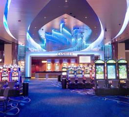 Tate Wind Creek Wetumpka Casino interior casino floor 1
