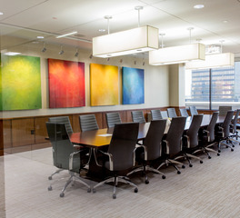 Taylor Porter Brooks & Phillips LLP Gator Millworks Baton Rouge Louisiana Conference Room