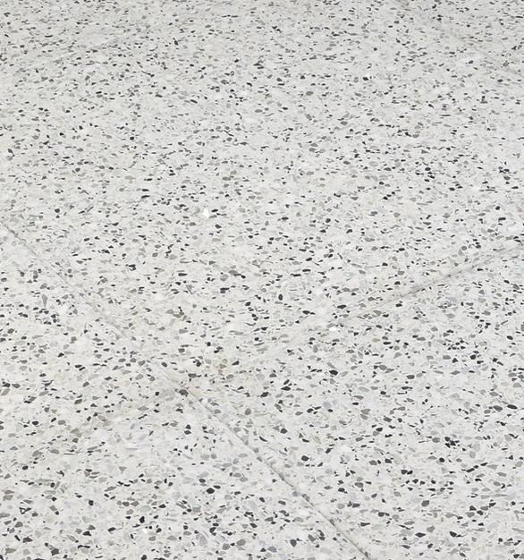 Terrazzo Winter Glimmer