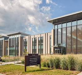 Terreal North America Duke Student Wellness Center