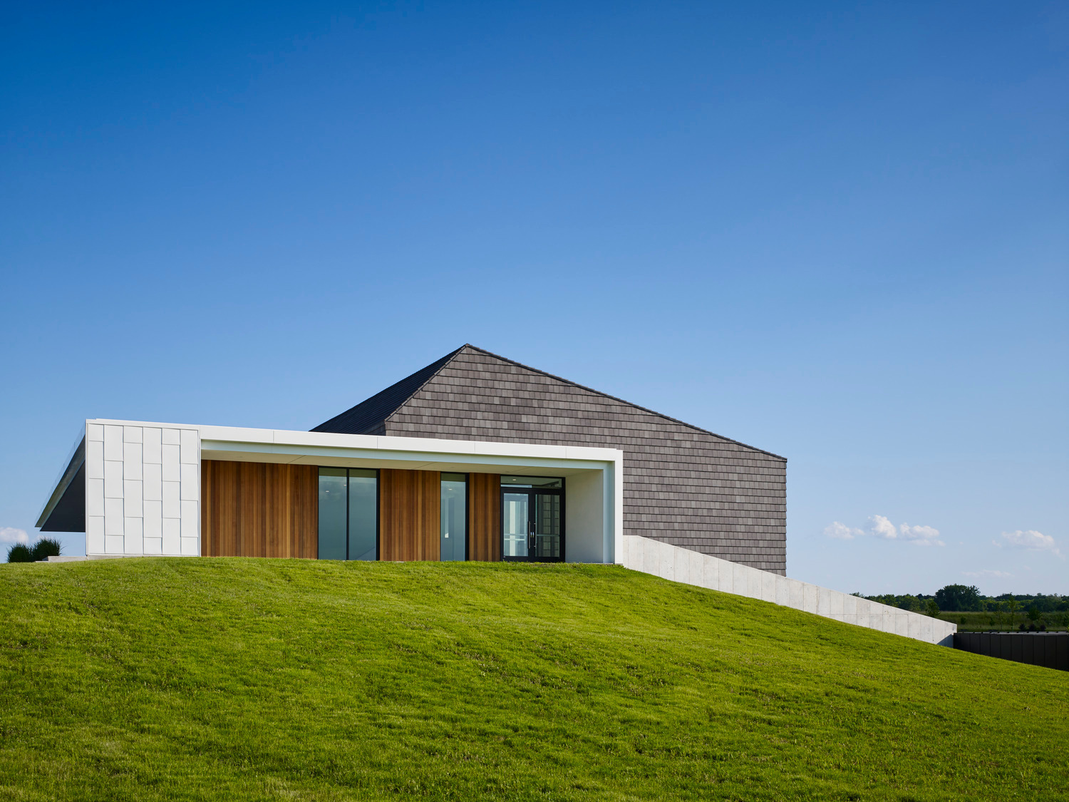 Terreal North America Lutheran Church of Hope Exterior Cladding and Facade Design
