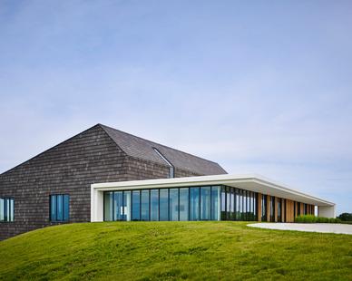 Terreal North America Lutheran Church of Hope Main Entrance Design