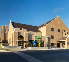The Arkitex Studio FUMC Community Life Center Exterior Design