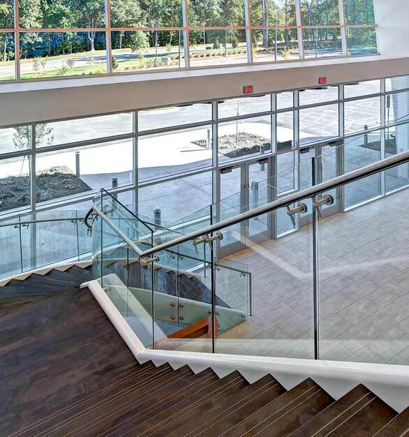 """TemperShield Toughened Glass can be customized for 2D, 3D and complex curves, including conical, spherical, J-curves & tangents, with thickness ranging from 4mm (1/8') - 19mm (3/4""""). They are also laminate and print compatible."""