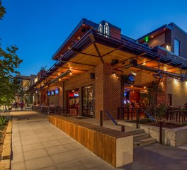 The Dogwood Rock Rose Element 5 Architecture Exterior Bar Restaurant