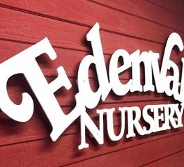 The foundry llc edenvale nursery exterior signage