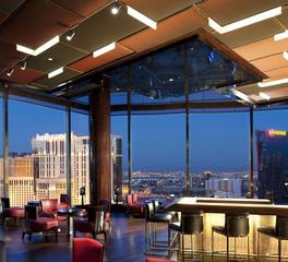 tivoli lighting city center mandarin sky bar lobby