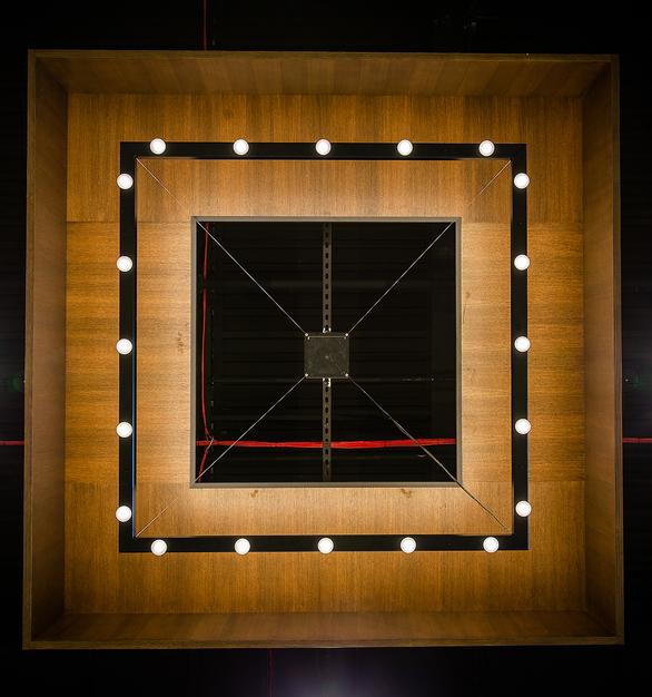 Tivoli Lighting's Litesphere - AC Series up close and personal.