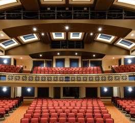 Trossen Wright Plutowski Architects Auditorium Seating