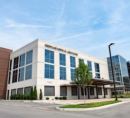 Tubelite Heritage Medical Office Building 400 Curtainwall System