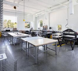 University of Iowa Arts Building Workspaces