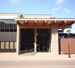 vanman architects and builders bank of elk river exterior
