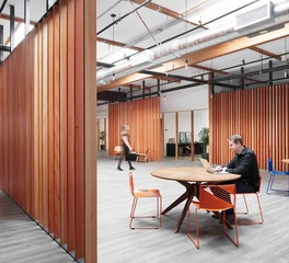 Vertebrae architecture and design toolbox collaboration work hub work lounge design