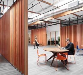 Vertebrae architecture and design toolbox collaboration work hub work lounge design