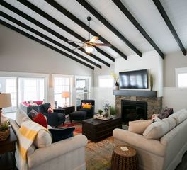 W. Gohman Construction Fairway Pines Spa Resort Living Area