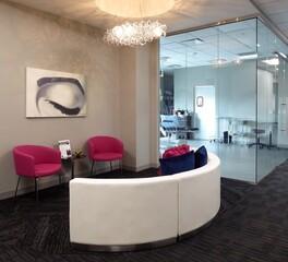 Waiting Lounge | Lenae Design | Artisan Skin & Laser Center
