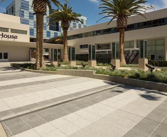 Wausau Tile Columbia Square Exterior Walkway