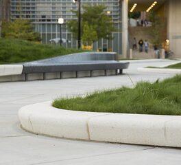 Wausau Tile Michigan University Exterior Walkway