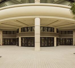 Wausau Tile Orange County Convention Center Exterior Entrance 2