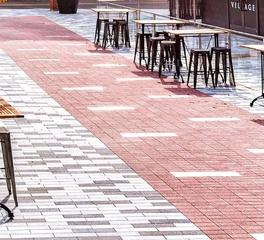 Wausau Tile, Precast Concrete, Architectural Pavers