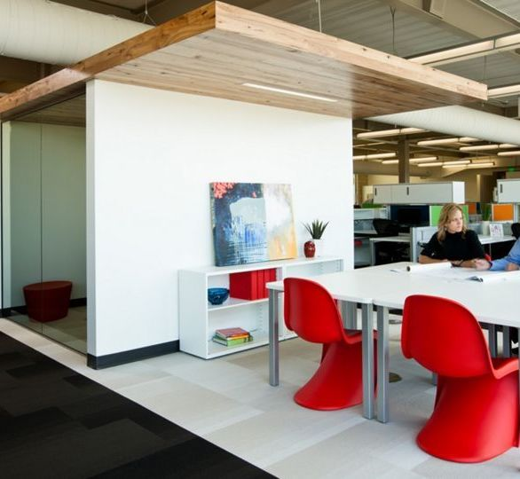 DLR Group Office in Omaha, NE, designed by DLR Group