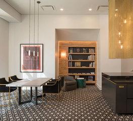 Webber Studio Inc Architecture Four seasons parlor