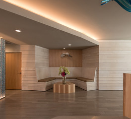 Webber Studios Inc Architecture The Spring lobby