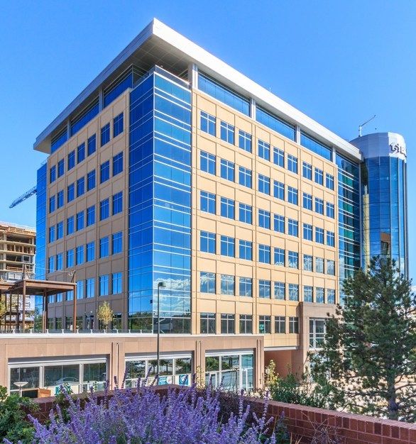Wells Concrete worked diligently on this premium office space conveniently located in the heart of Cherry Creek. With a state-of-the-art design, 8 stories of Class A office and retail space, underground parking and top-tier amenities in Denver, CO.
