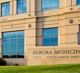 Wells Concrete Aurora Municipal Center Exterior 1