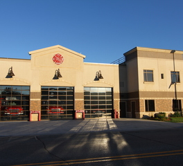Wells Concrete Jackson Fire & Emergency Services