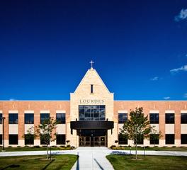 Wells Concrete Lourdes High School