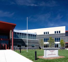 Wells Concrete Nova Classical Academy