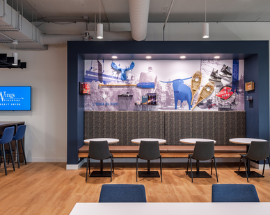 Wings Cafe Minnesota