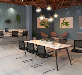 work lounge creative office space KIP 9to5 seating