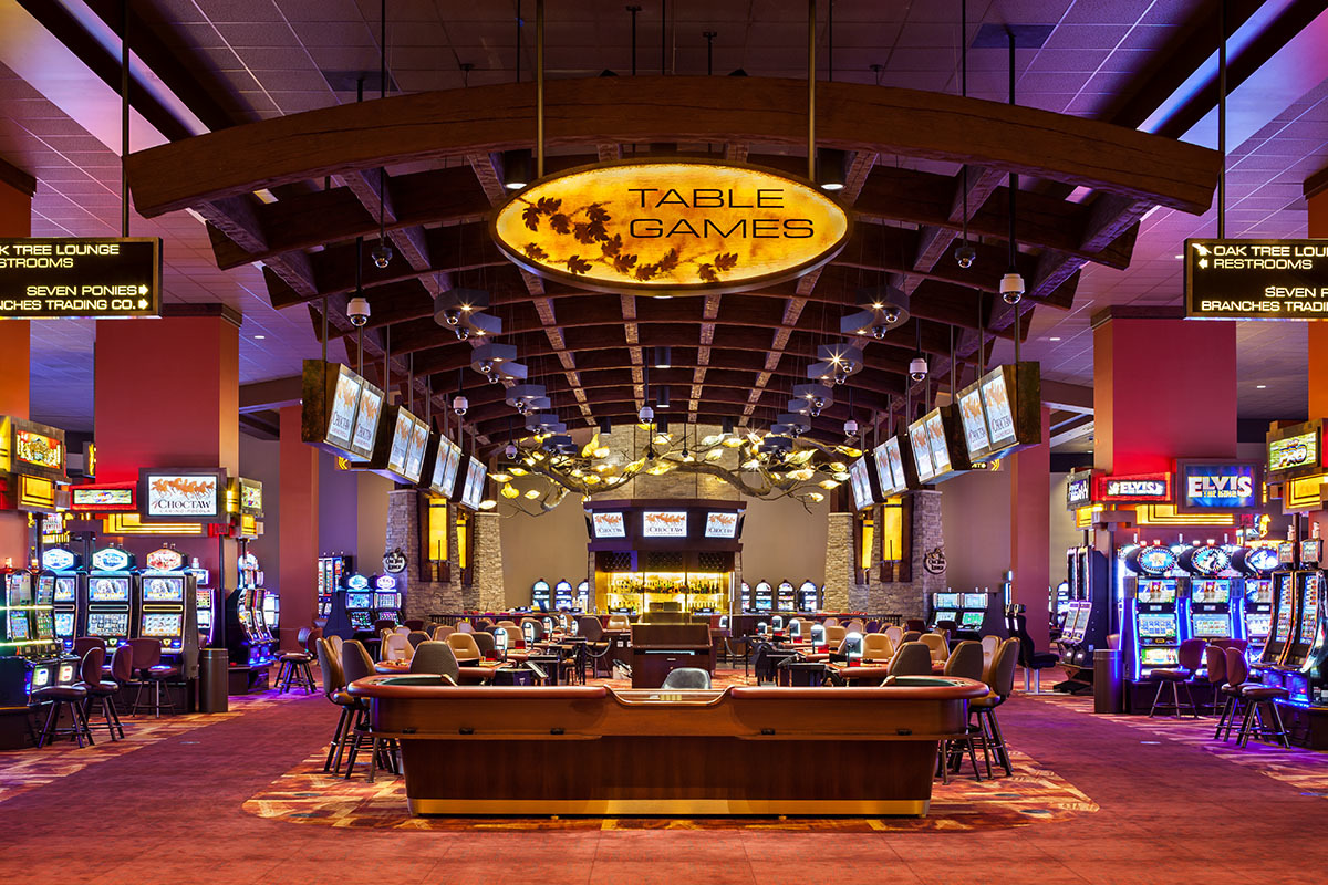 Casino Gaming Companies