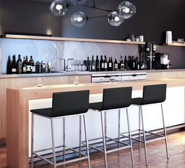 zuo modern bar seating bar stools