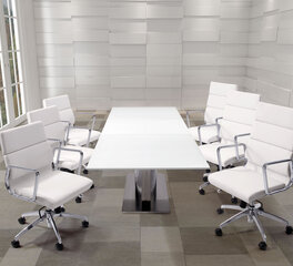 zuo modern office space conference room