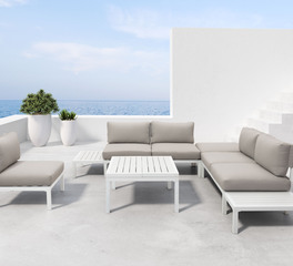 zuo modern outdoor space exterior seating